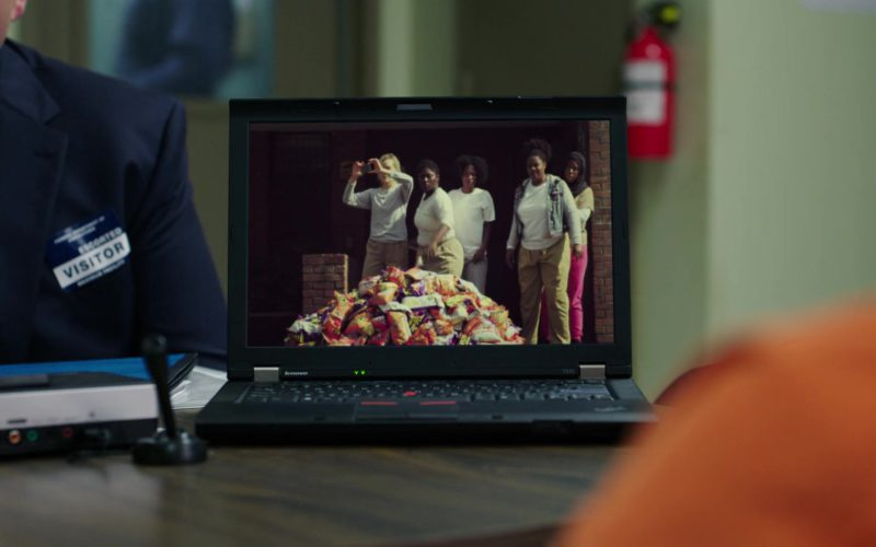 Lenovo Laptop in Orange Is the New Black (1)