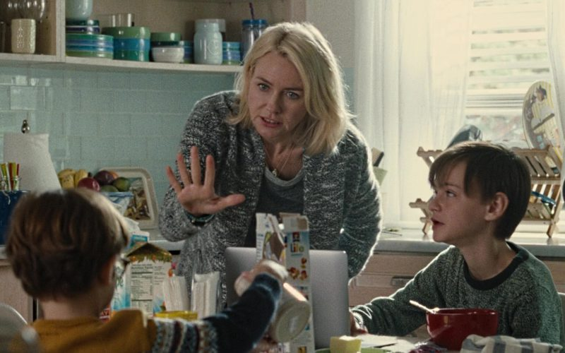 Life Cereal by Quaker Oats in The Book of Henry