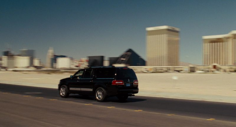 Lincoln Navigator L SUV in Get Him to the Greek (2010) Movie Product Placement