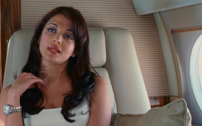 Longines Evidenza Watch Worn by Aishwarya Rai (Sonia) (1)