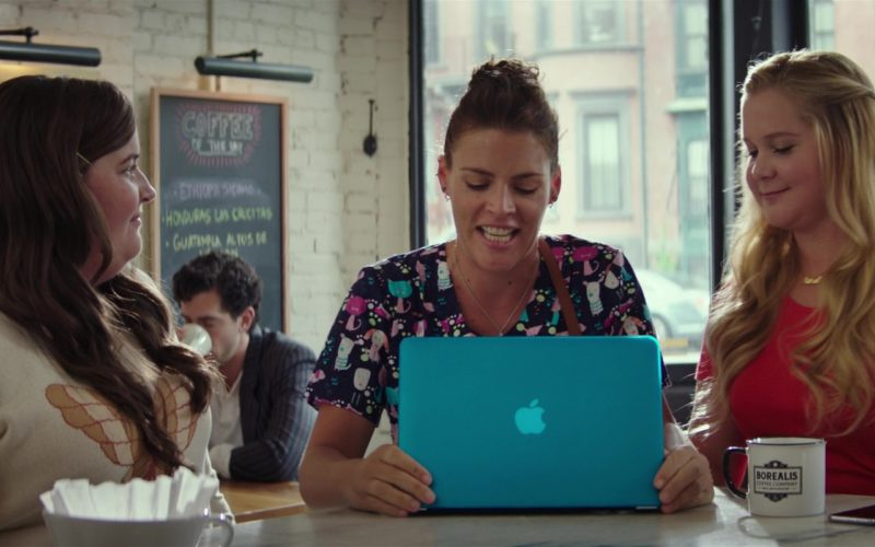 MacBook Air Laptop Used by Aidy Bryant, Busy Philipps and Amy Schumer in I Feel Pretty (1)
