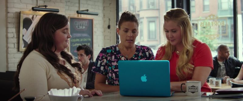 MacBook Air Laptop Used by Aidy Bryant, Busy Philipps and Amy Schumer in I Feel Pretty (2018) Movie Product Placement