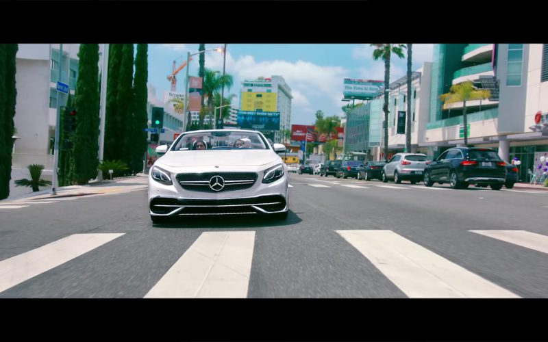 "Mercedes-Benz S-Class Luxury Coupe in ""Taste"" by Tyga ft. Offset (1)"