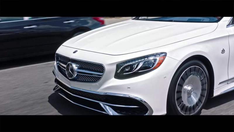 "Mercedes-Benz S-Class Luxury Coupe in ""Taste"" by Tyga ft. Offset (2018) - Official Music Video Product Placement"
