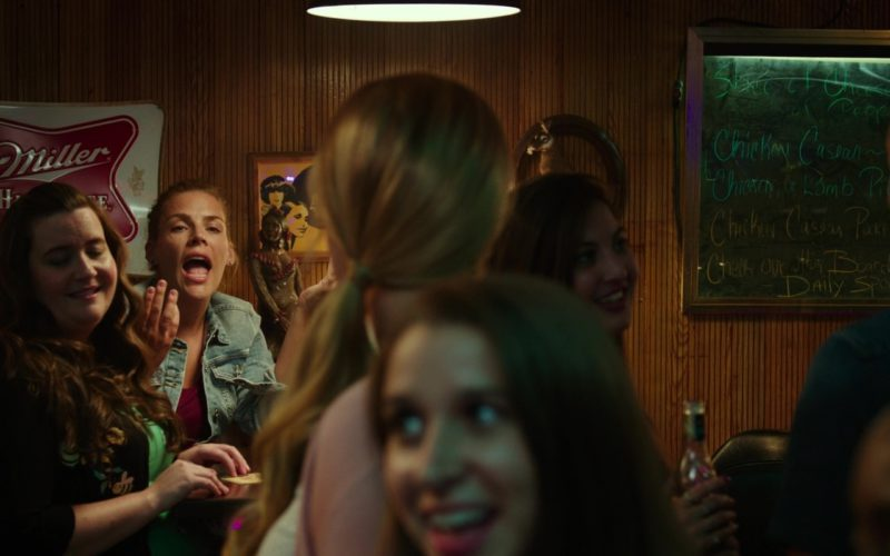 Miller High Life Sign in I Feel Pretty (1)