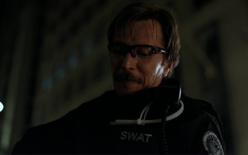 Motorola Radio Used by Gary Oldman (Commissioner Gordon) in The Dark Knight (1)