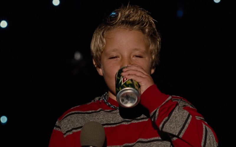 Mountain Dew Drink in The Book of Henry (2)