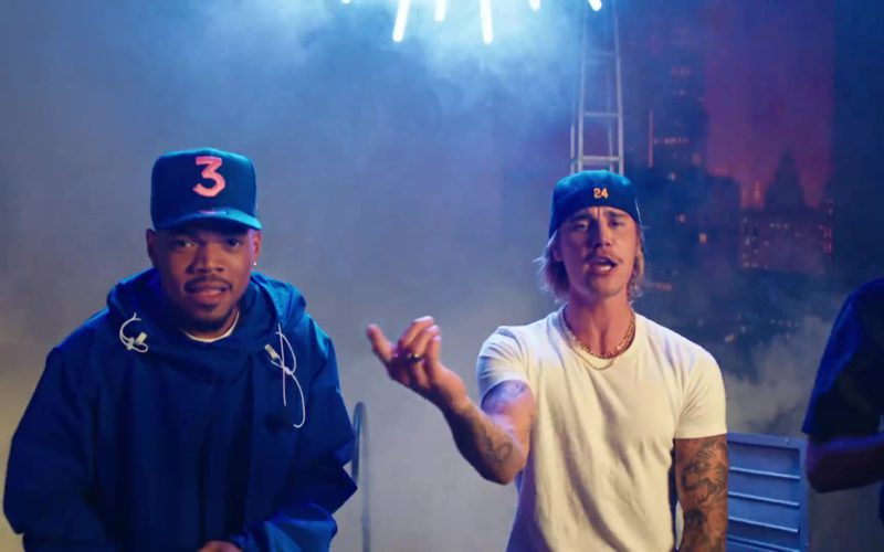 "New Era ""3"" Hat Worn by Chance the Rapper in ""No Brainer"" (1)"