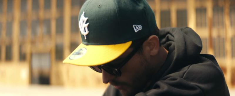 "New Era Cap Worn by G-Eazy in ""Power"" ft. Nef The Pharaoh, P-Lo (2018) Official Music Video Product Placement"