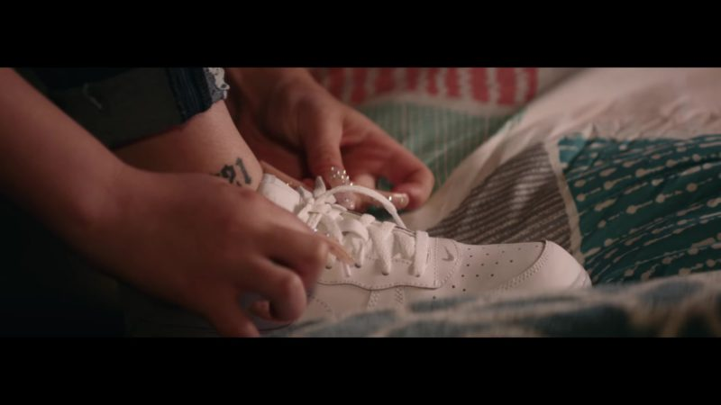"Nike Women's Shoes Worn by Bhad Bhabie in ""Trust Me"" (2018) Official Music Video Product Placement"