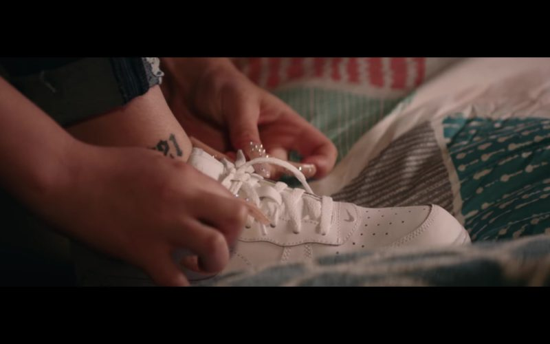 "Nike Shoes Worn by Bhad Bhabie in ""Trust Me"""