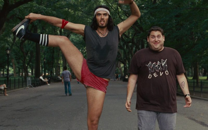 Nike Sneakers Worn by Russell Brand in Get Him to the Greek (8)