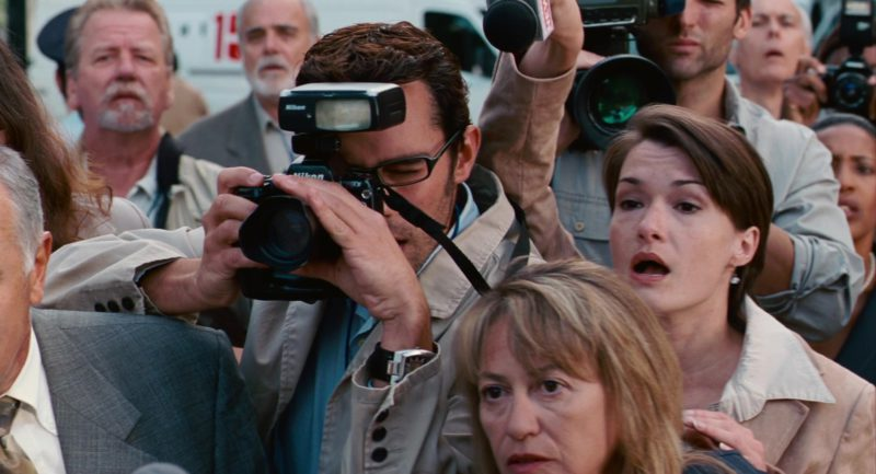 Nikon Camera in The Pink Panther 2 (2009) Movie Product Placement