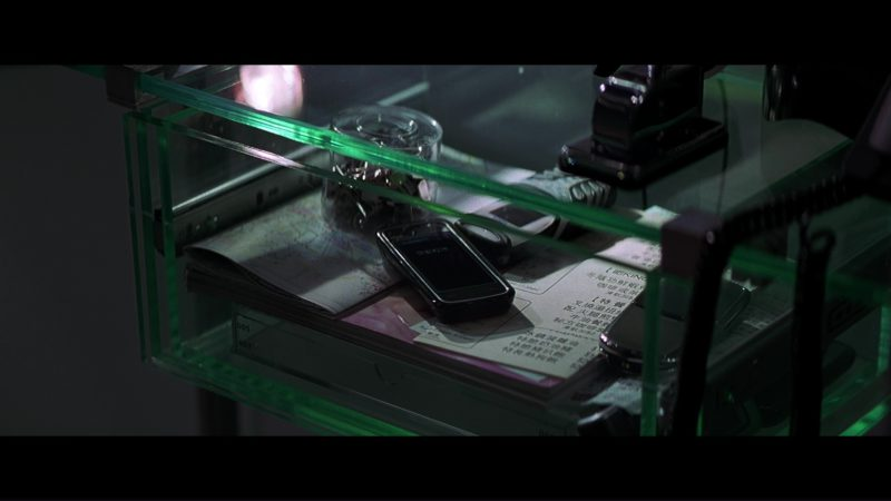 Nokia Phones in The Dark Knight (2008) Movie