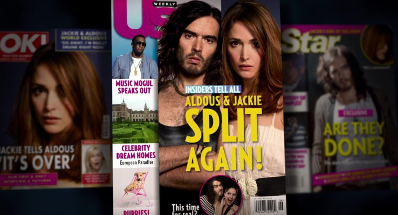 Ok!, US Weekly and Star Magazine in Get Him to the Greek (2010) - Movie Product Placement