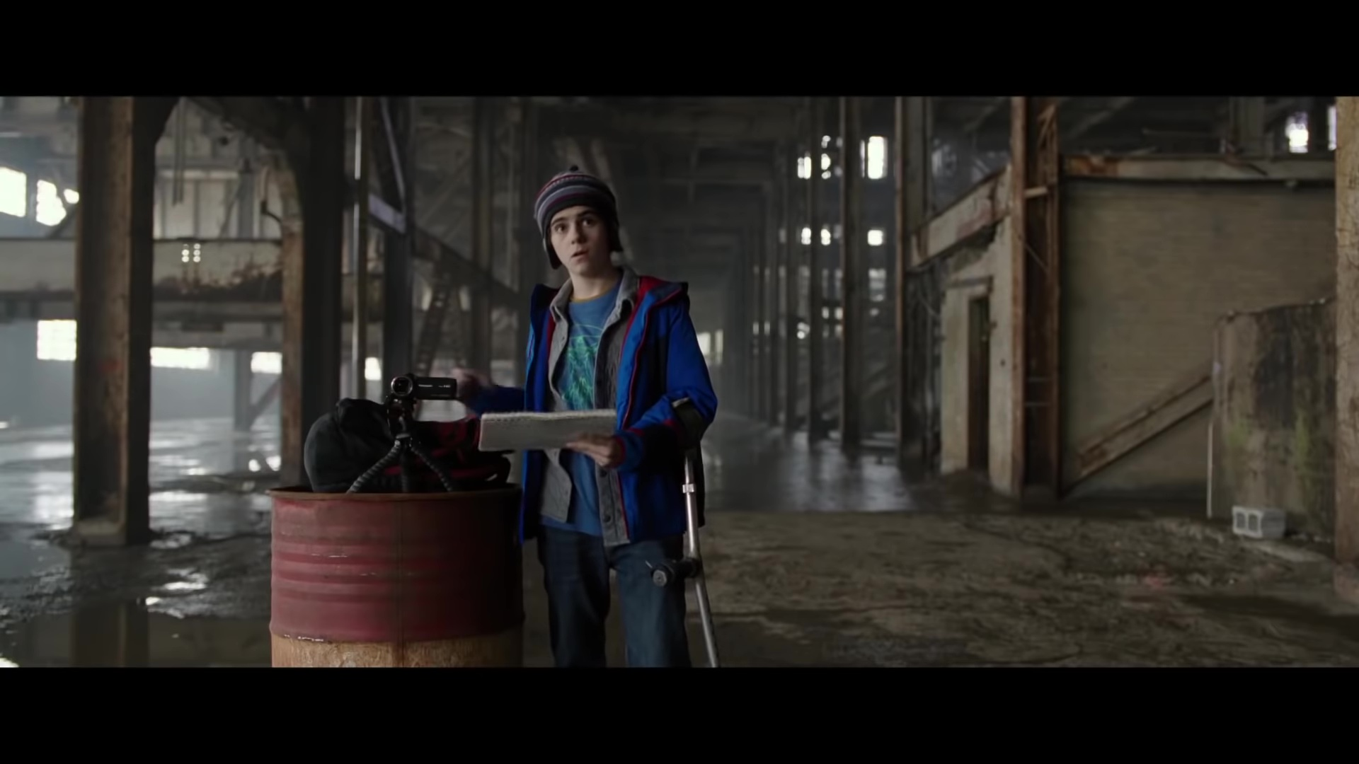 Panasonic Camcorder Used By Jack Dylan Grazer In Shazam
