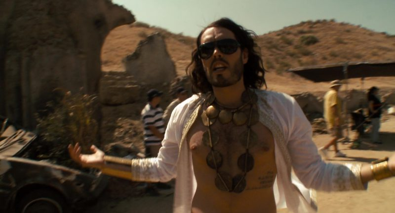 Ray-Ban Sunglasses Worn by Russell Brand in Get Him to the Greek (2010) - Movie Product Placement
