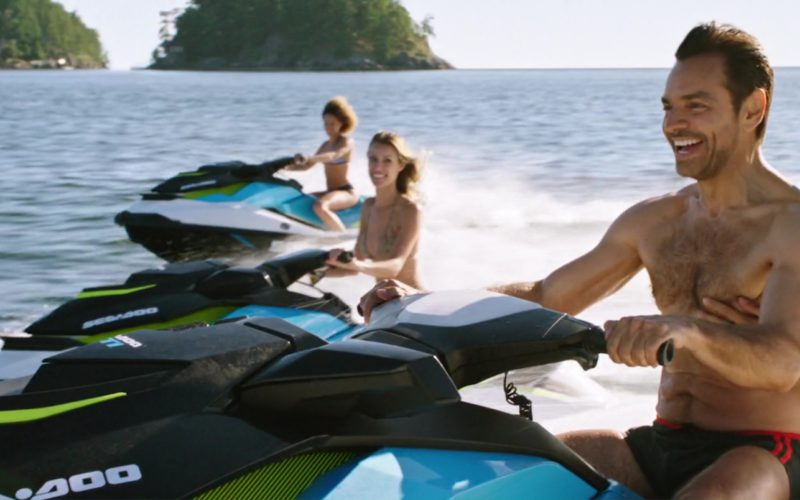 Sea-Doo Watercraft Used by Eugenio Derbez in Overboard (1)
