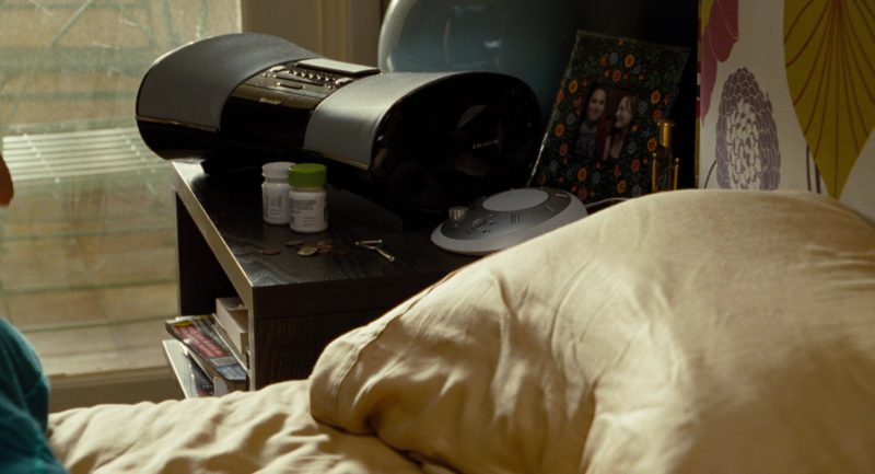 Sharp iPod Remote Dock Used by Jonah Hill in Get Him to the Greek (2010) - Movie Product Placement