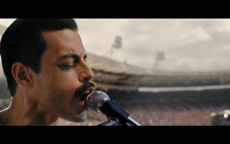Shure Microphone Used by Rami Malek in Bohemian Rhapsody