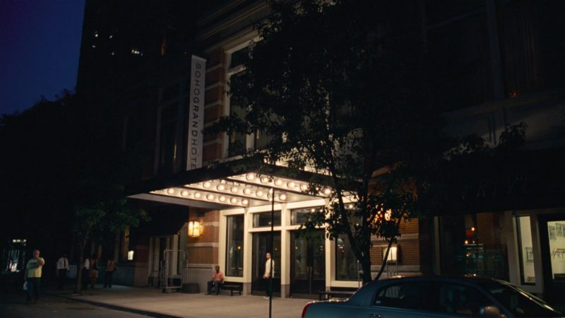 Soho Grand Hotel in How to Lose Friends & Alienate People (2008) Movie Product Placement