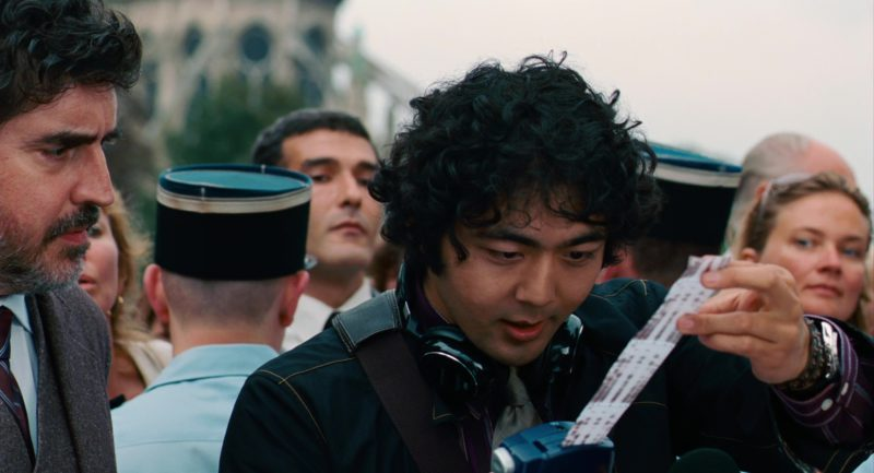 Sony Headphones Worn by Yuki Matsuzaki in The Pink Panther 2 (2009) Movie Product Placement