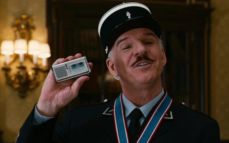 Sony Voice Recorder Used by Steve Martin (Inspector Clouseau) in The Pink Panther 2 (1)