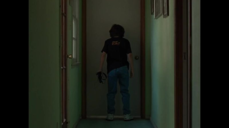 T-Shirt Street Fighter 2  Worn by Sunny Suljic in Mid90s (2018) - Movie Product Placement