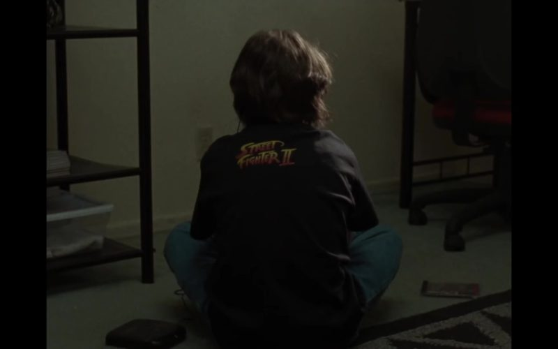 Street Fighter 2 T-Shirt Worn by Sunny Suljic in Mid90s (3)