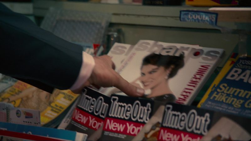 Time Out  New York in How to Lose Friends & Alienate People (2008) Movie Product Placement