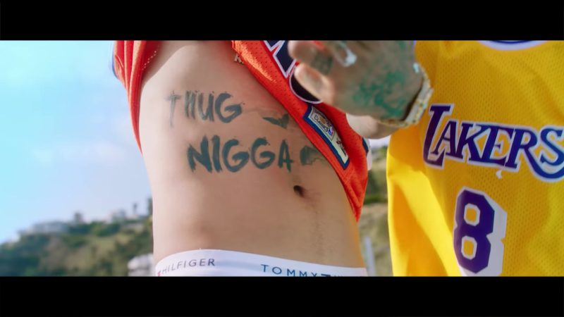 "Tommy Hilfiger Underwear in ""Taste"" by Tyga ft. Offset (2018) Official Music Video Product Placement"