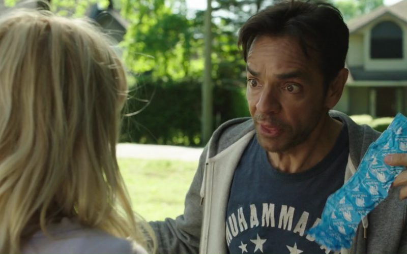 Trojan Condoms Held by Eugenio Derbez in Overboard (4)