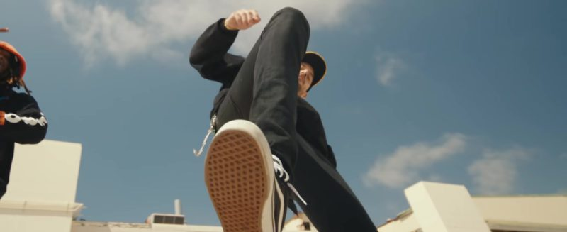 """Vans Shoes Worn by G-Eazy in """"Power"""" ft. Nef The Pharaoh, P-Lo (2018) Official Music Video Product Placement"""