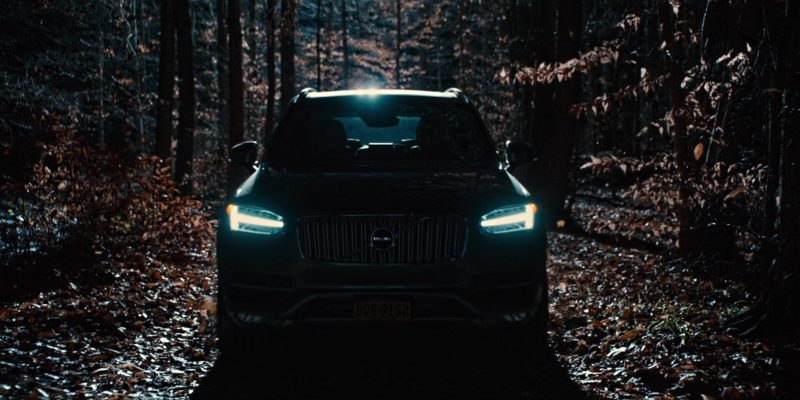 Volvo XC90 Driven by Naomi Watts in The Book of Henry (2017) - Movie Product Placement
