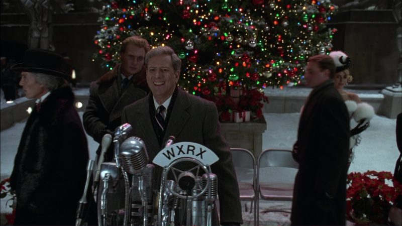 WXRX in Batman Returns (1992) Movie Product Placement