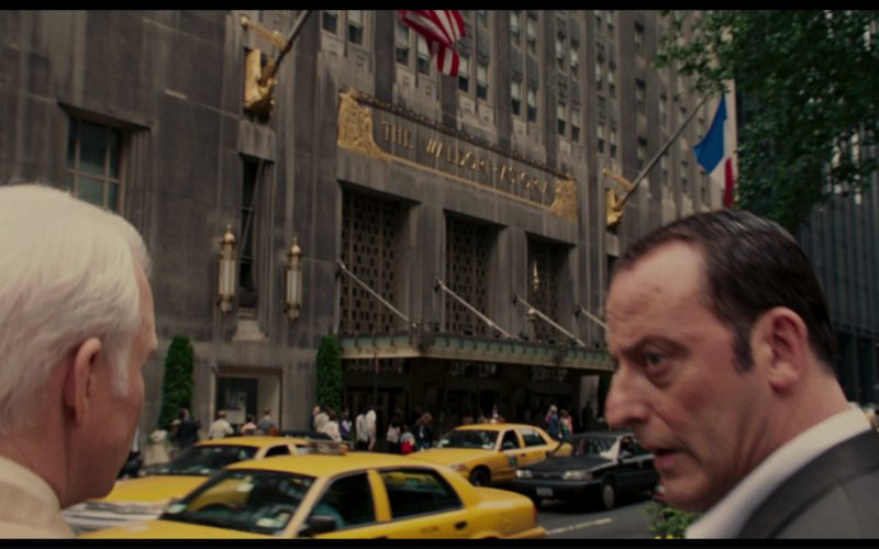 Waldorf Astoria New York Hotel in The Pink Panther (1)