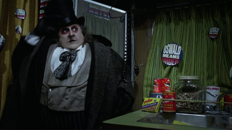 Wel-Pac Food in Batman Returns (1992) Movie Product Placement