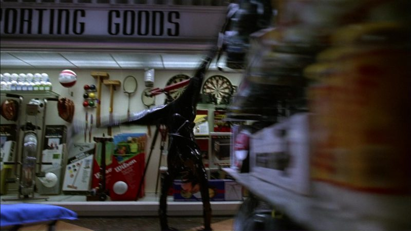 Wilson Balls in Batman Returns (1992) - Movie Product Placement