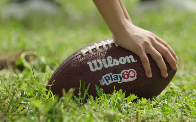 Wilson NFL Play 60 Ball in Overboard 2018