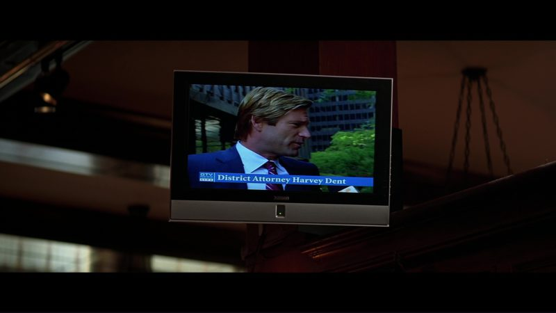 X2Gen TVs in The Dark Knight (2008) - Movie Product Placement