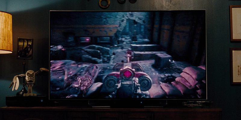 Xbox Console Used by Naomi Watts in The Book of Henry (2017) Movie Product Placement
