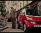 smart Fortwo Red Car Used by Steve Martin and Jean Reno in The Pink Panther (8)
