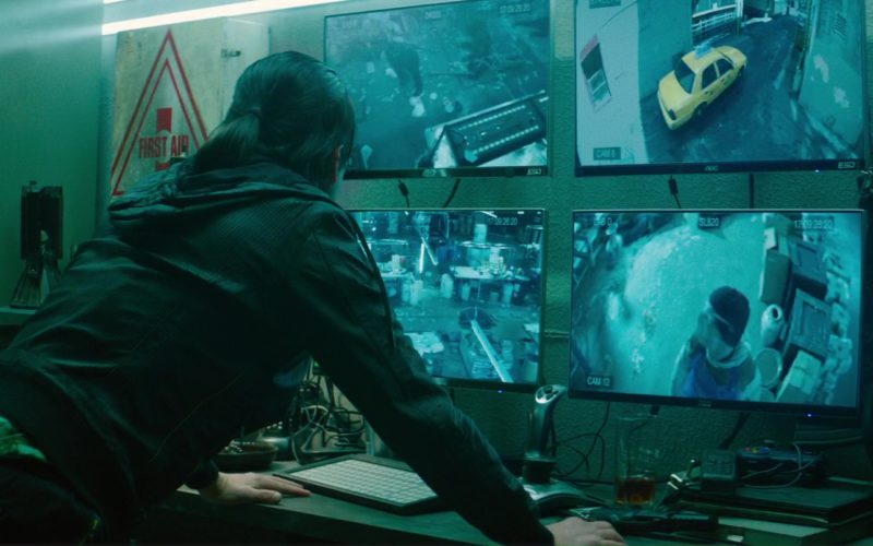 AOC Monitors in Deadpool 2 (1)