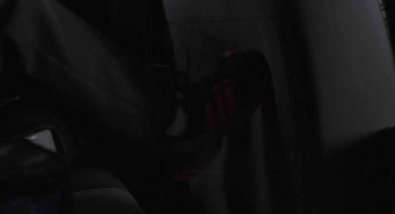 Adidas Boys Black Sneakers in Tully (2018) - Movie Product Placement