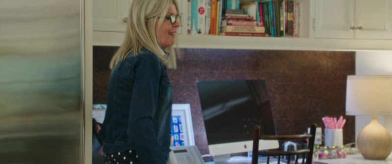 Apple iMac Computer in Book Club (2018) - Movie Product Placement