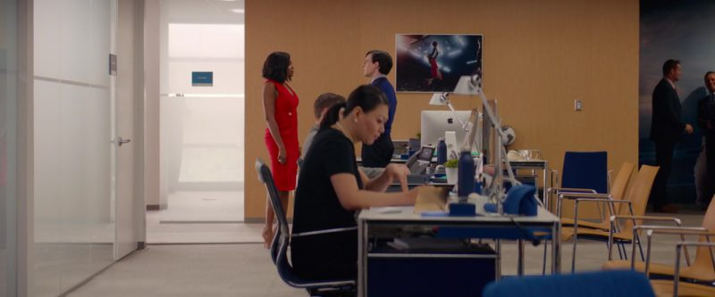 Apple iMac Computers in What Men Want (2019) Movie Product Placement