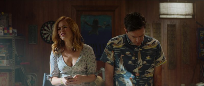 Apple iPhone Smartphone Used by Isla Fisher in Tag (2018) - Movie Product Placement