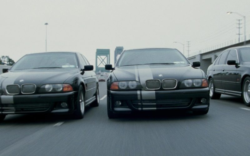 BMW 5 [E39] Cars in Mr. & Mrs. Smith (5)