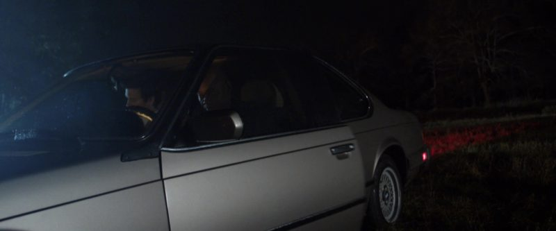 BMW 6 [E24] Car (Metallic) in Billionaire Boys Club (2018) - Movie Product Placement