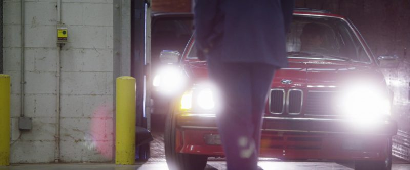 BMW 6 [E24] (Red) Car in Billionaire Boys Club (2018) - Movie Product Placement